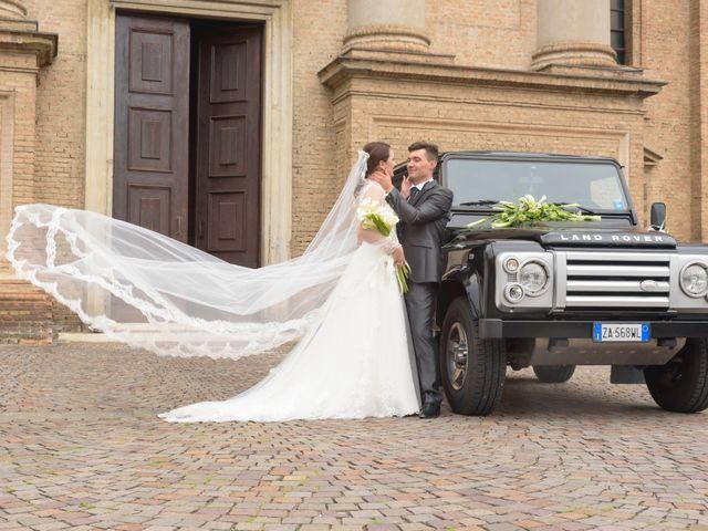 Il matrimonio di Claudio e Silvia a Offanengo, Cremona 17