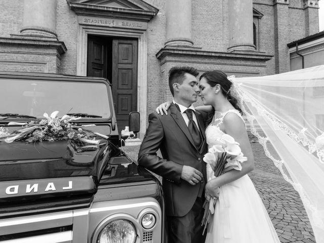 Il matrimonio di Claudio e Silvia a Offanengo, Cremona 18