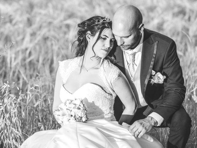 le nozze di Krizia e Alessio
