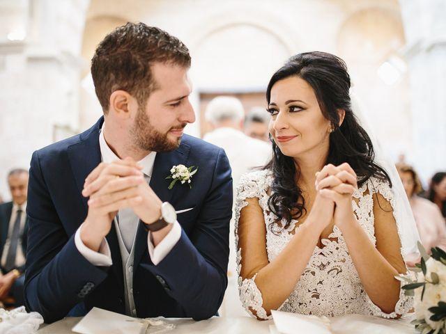 Il matrimonio di Walter e Adriana a Foggia, Foggia 28