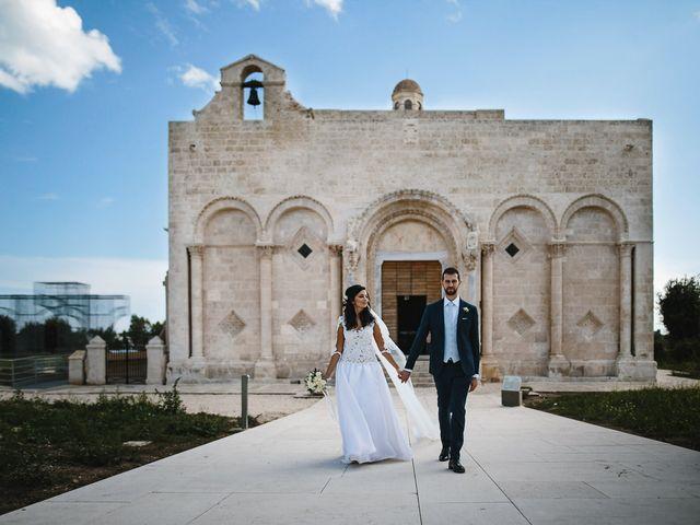 Il matrimonio di Walter e Adriana a Foggia, Foggia 33