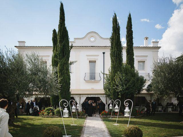 Il matrimonio di Walter e Adriana a Foggia, Foggia 35