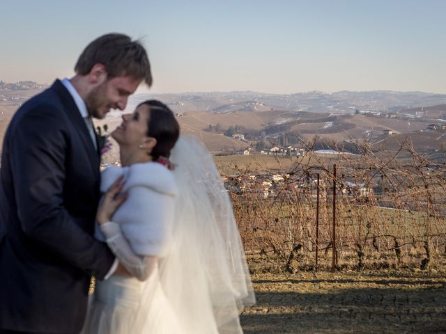 Il matrimonio di Simone e Cristina a Barolo, Cuneo 11