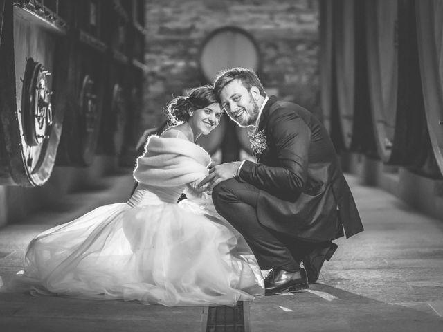 Il matrimonio di Simone e Cristina a Barolo, Cuneo 17