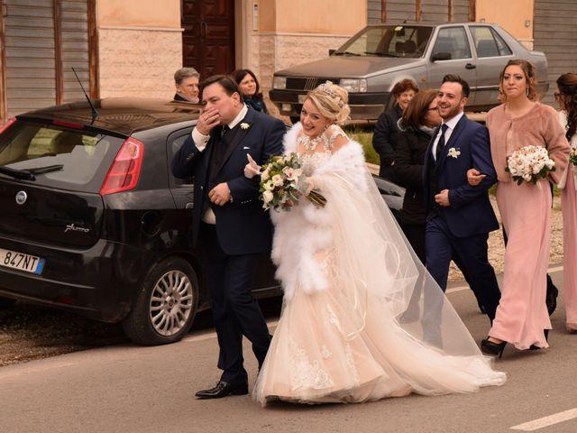 Il matrimonio di Michele e Carmela a Cagnano Varano, Foggia 1
