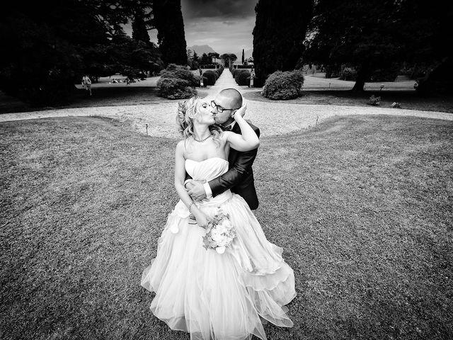 Le nozze di Ilaria e Manuele