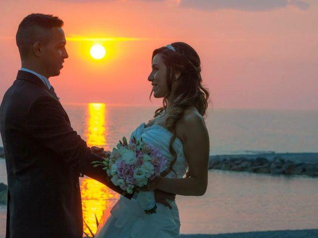 Il matrimonio di Gabriel e Simona  a Belvedere  Marittimo, Cosenza 22