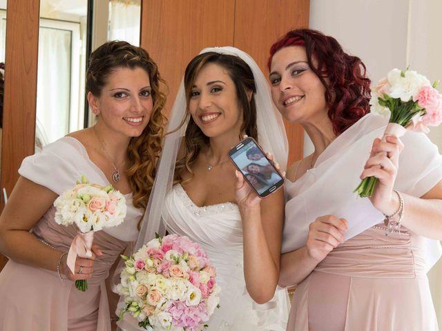 Il matrimonio di Gabriel e Simona  a Belvedere  Marittimo, Cosenza 52