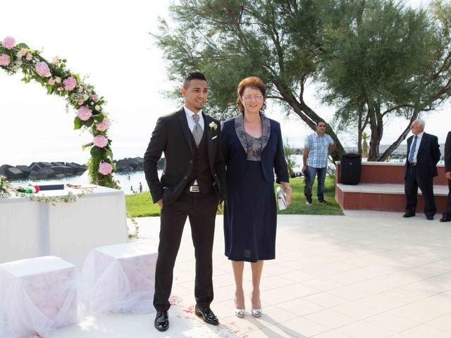 Il matrimonio di Gabriel e Simona  a Belvedere  Marittimo, Cosenza 58