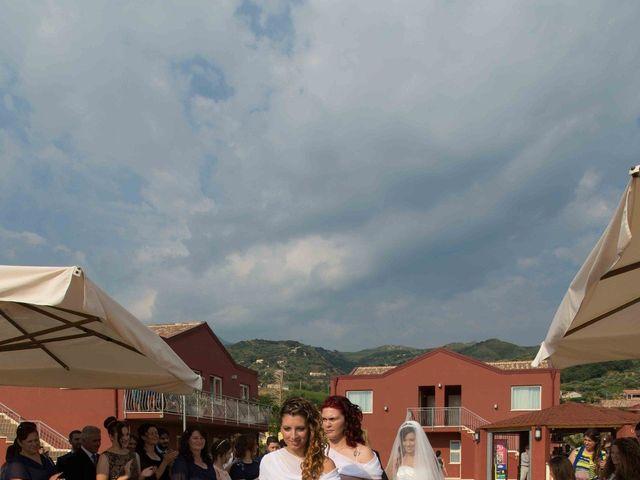 Il matrimonio di Gabriel e Simona  a Belvedere  Marittimo, Cosenza 59