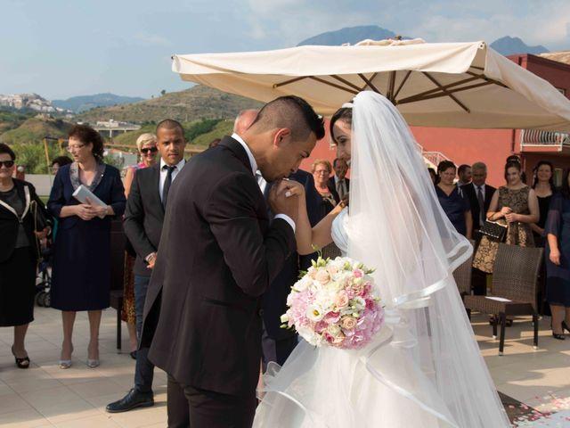Il matrimonio di Gabriel e Simona  a Belvedere  Marittimo, Cosenza 60