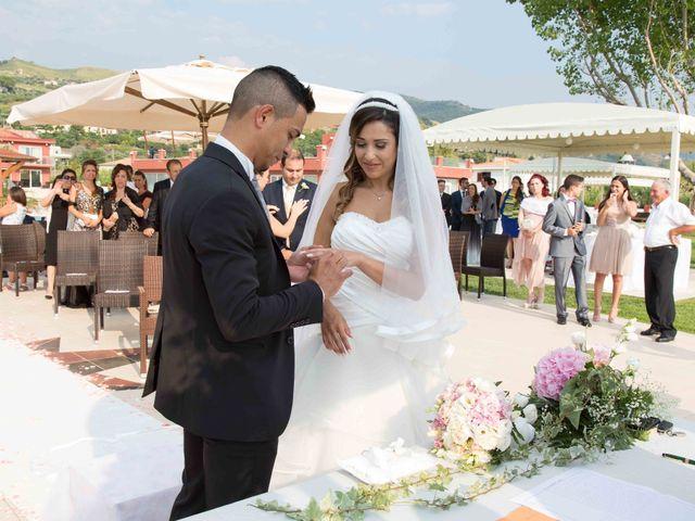 Il matrimonio di Gabriel e Simona  a Belvedere  Marittimo, Cosenza 61