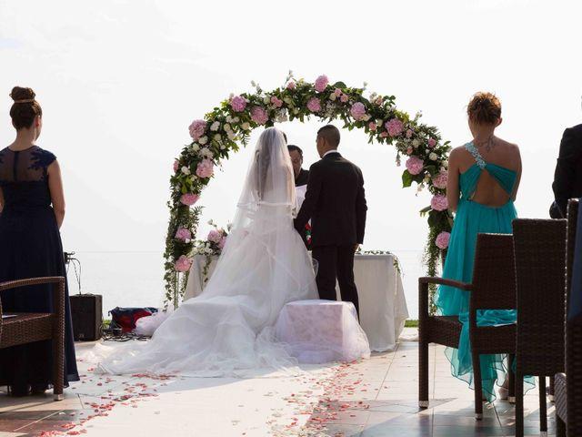 Il matrimonio di Gabriel e Simona  a Belvedere  Marittimo, Cosenza 63