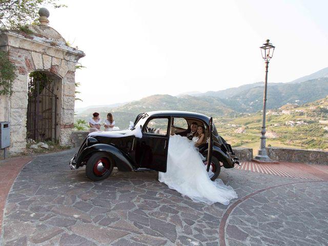 Il matrimonio di Gabriel e Simona  a Belvedere  Marittimo, Cosenza 73