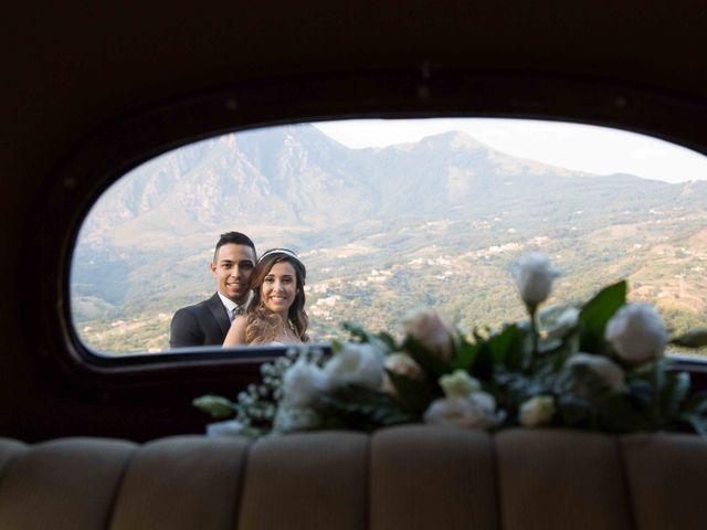 Il matrimonio di Gabriel e Simona  a Belvedere  Marittimo, Cosenza 77