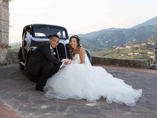Il matrimonio di Gabriel e Simona  a Belvedere  Marittimo, Cosenza 80