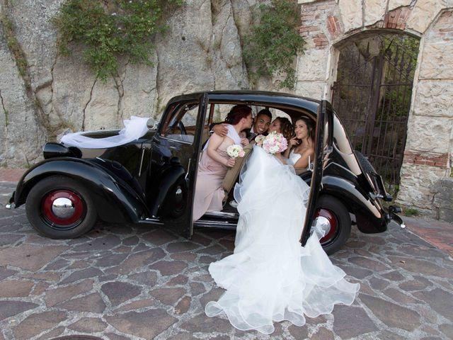 Il matrimonio di Gabriel e Simona  a Belvedere  Marittimo, Cosenza 81