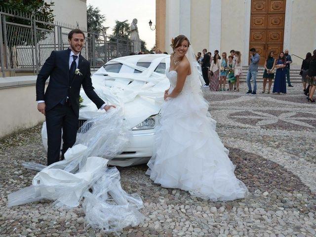 Il matrimonio di Stefano e Erika a Rossano Veneto, Vicenza 14