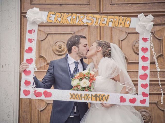 Il matrimonio di Stefano e Erika a Rossano Veneto, Vicenza 17