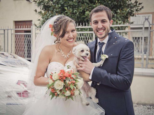 Il matrimonio di Stefano e Erika a Rossano Veneto, Vicenza 1