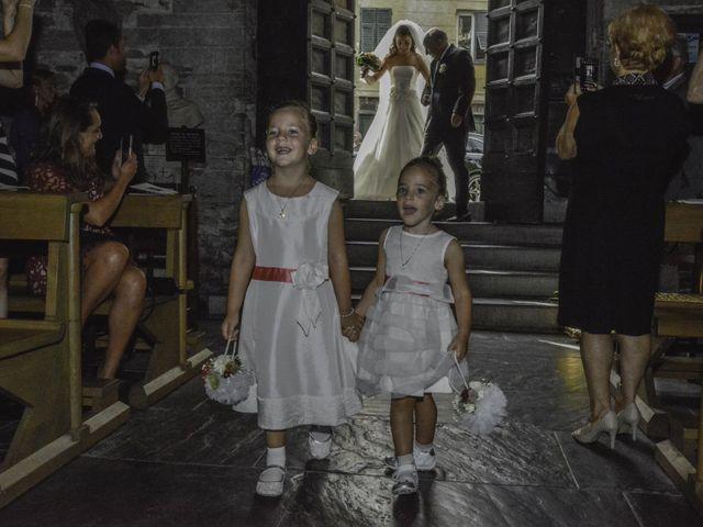 Il matrimonio di Stefano e Dayana a Cogorno, Genova 8