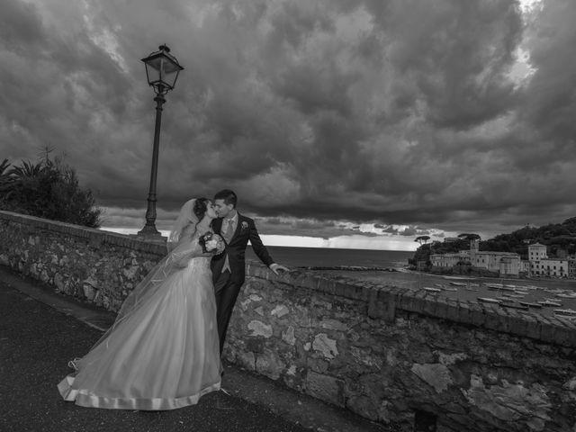Il matrimonio di Stefano e Dayana a Cogorno, Genova 31