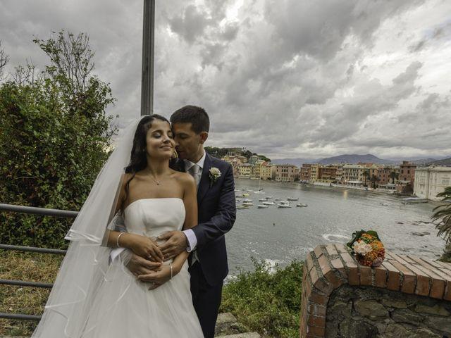 Il matrimonio di Stefano e Dayana a Cogorno, Genova 33