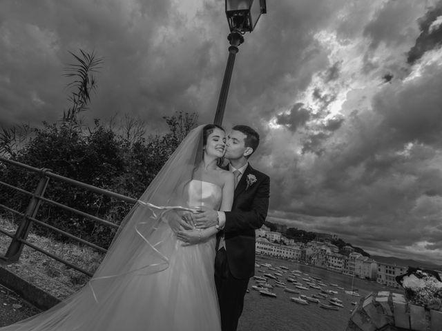 Il matrimonio di Stefano e Dayana a Cogorno, Genova 34
