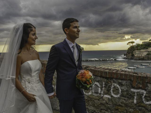 Il matrimonio di Stefano e Dayana a Cogorno, Genova 36