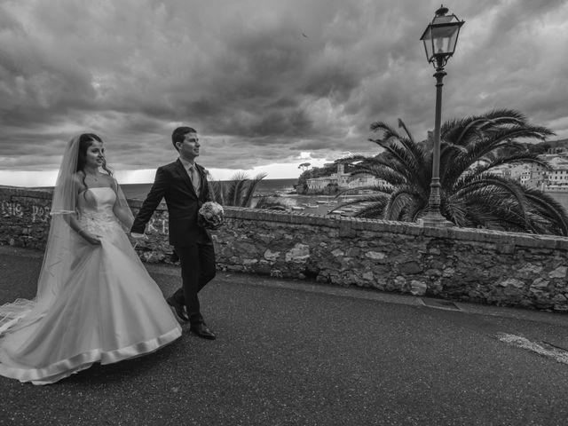 Il matrimonio di Stefano e Dayana a Cogorno, Genova 37