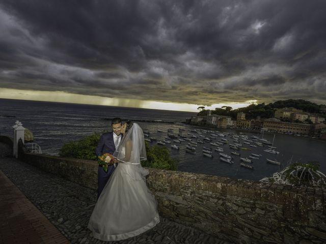 Il matrimonio di Stefano e Dayana a Cogorno, Genova 39