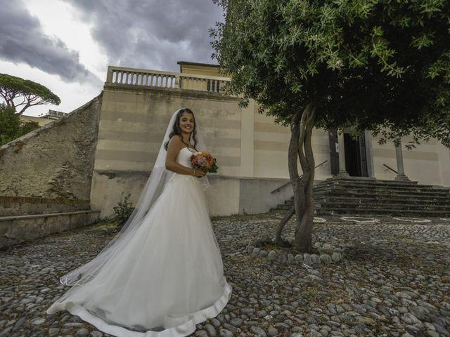 Il matrimonio di Stefano e Dayana a Cogorno, Genova 41