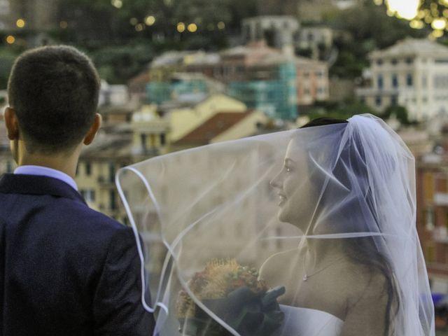 Il matrimonio di Stefano e Dayana a Cogorno, Genova 2