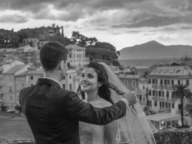 Il matrimonio di Stefano e Dayana a Cogorno, Genova 73