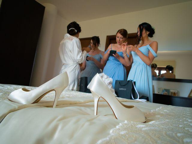 Il matrimonio di Mark e Daniela a Racalmuto, Agrigento 3