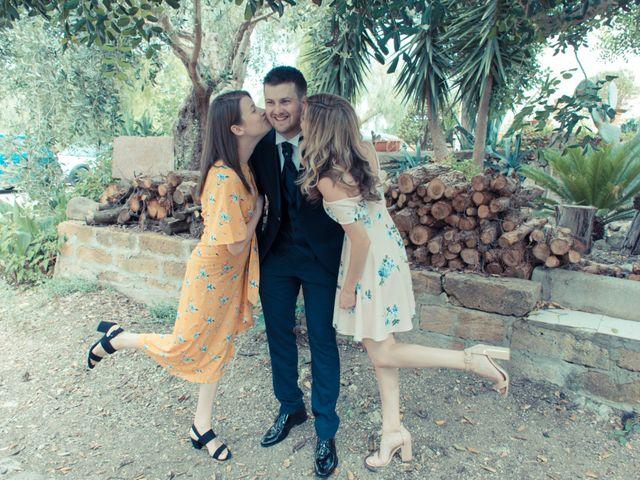 Il matrimonio di Mark e Daniela a Racalmuto, Agrigento 16