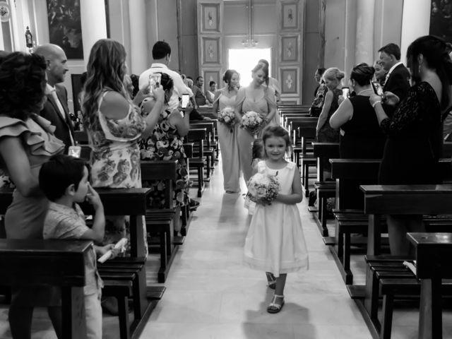 Il matrimonio di Mark e Daniela a Racalmuto, Agrigento 19
