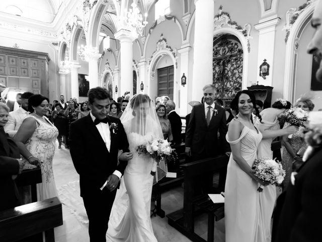 Il matrimonio di Mark e Daniela a Racalmuto, Agrigento 20