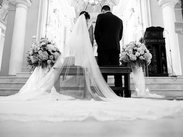 Il matrimonio di Mark e Daniela a Racalmuto, Agrigento 22