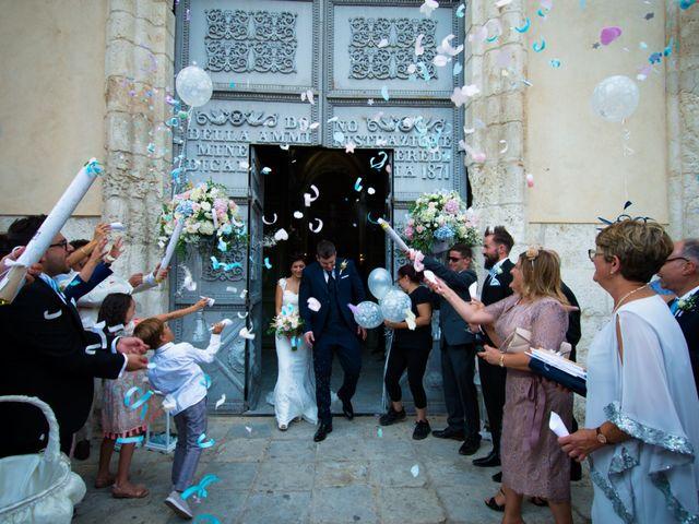 Il matrimonio di Mark e Daniela a Racalmuto, Agrigento 23