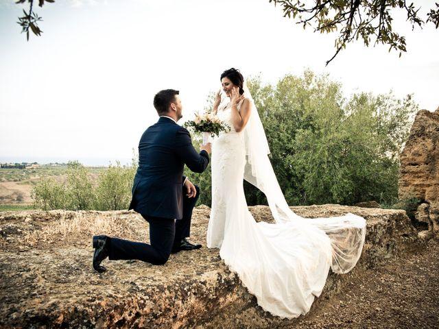 Il matrimonio di Mark e Daniela a Racalmuto, Agrigento 25
