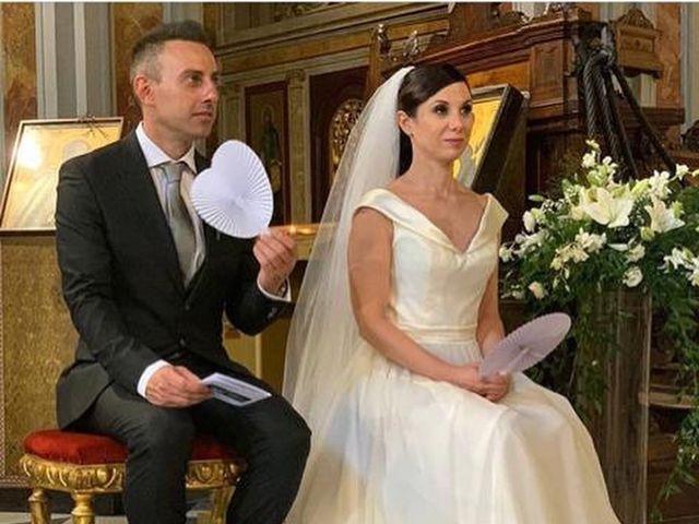 Le nozze di Linda e Davide
