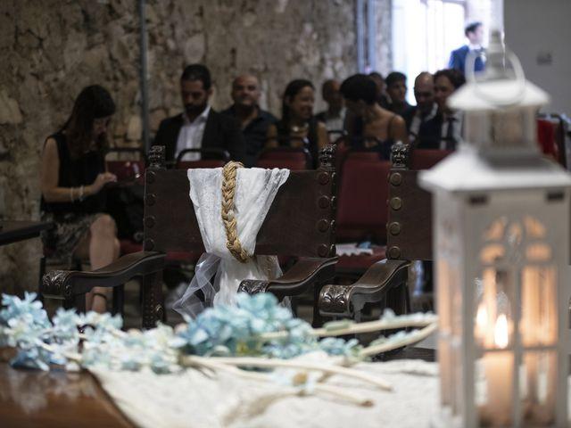 Il matrimonio di Fabio e Federica a Villasimius, Cagliari 4