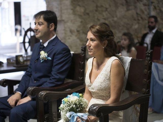 Il matrimonio di Fabio e Federica a Villasimius, Cagliari 10