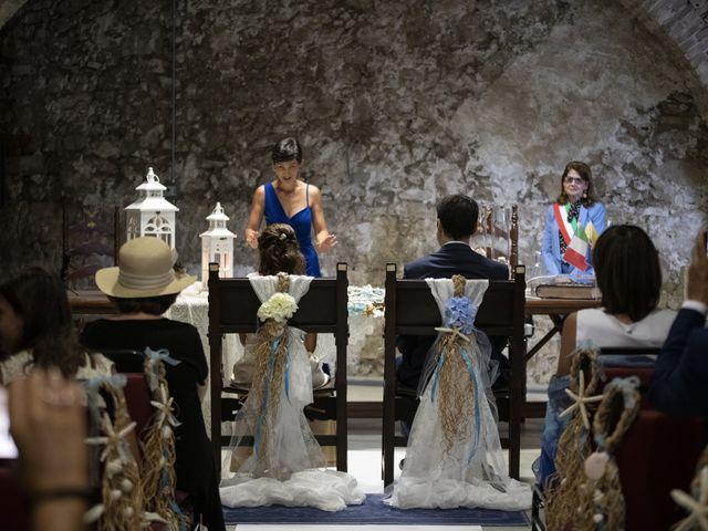 Il matrimonio di Fabio e Federica a Villasimius, Cagliari 15