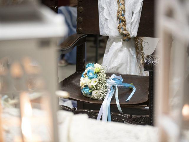 Il matrimonio di Fabio e Federica a Villasimius, Cagliari 20
