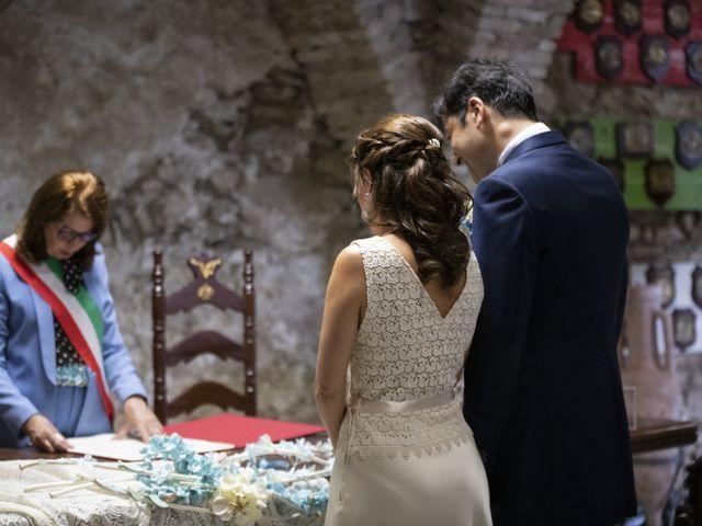 Il matrimonio di Fabio e Federica a Villasimius, Cagliari 22