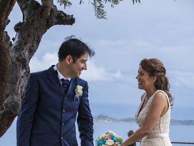 Il matrimonio di Fabio e Federica a Villasimius, Cagliari 43