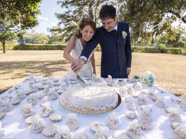 Il matrimonio di Fabio e Federica a Villasimius, Cagliari 54