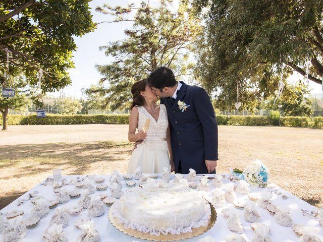 Il matrimonio di Fabio e Federica a Villasimius, Cagliari 55